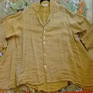 Mustard Big Shirt